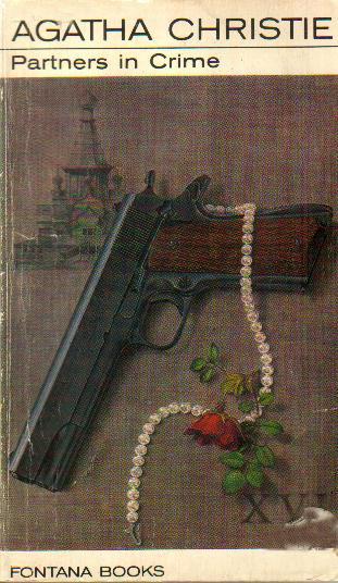 Agatha Christie Ian Robinson Partners in Crime 2 Fontana