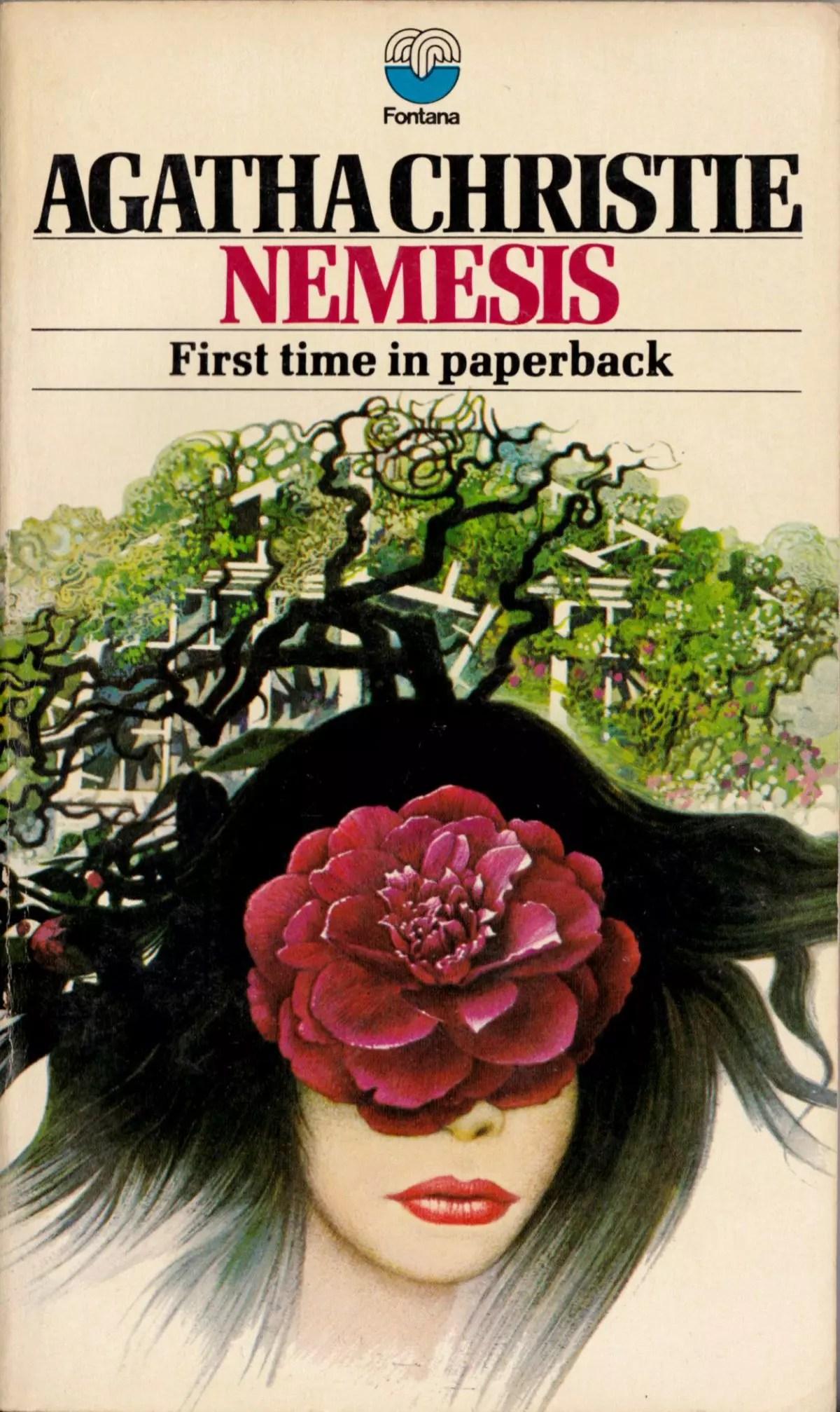 Agatha Christie Tom Adams Nemesis Fontana 1974