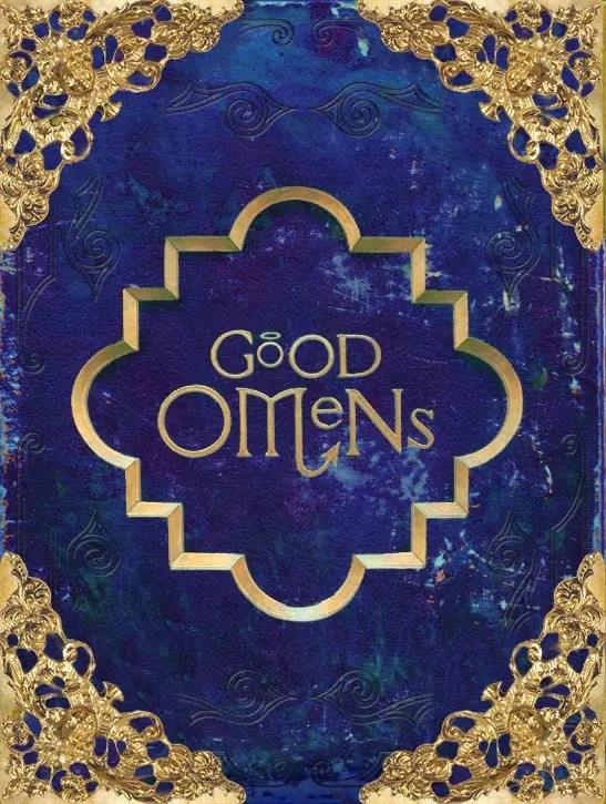 Celestial Edition Good Omens cover