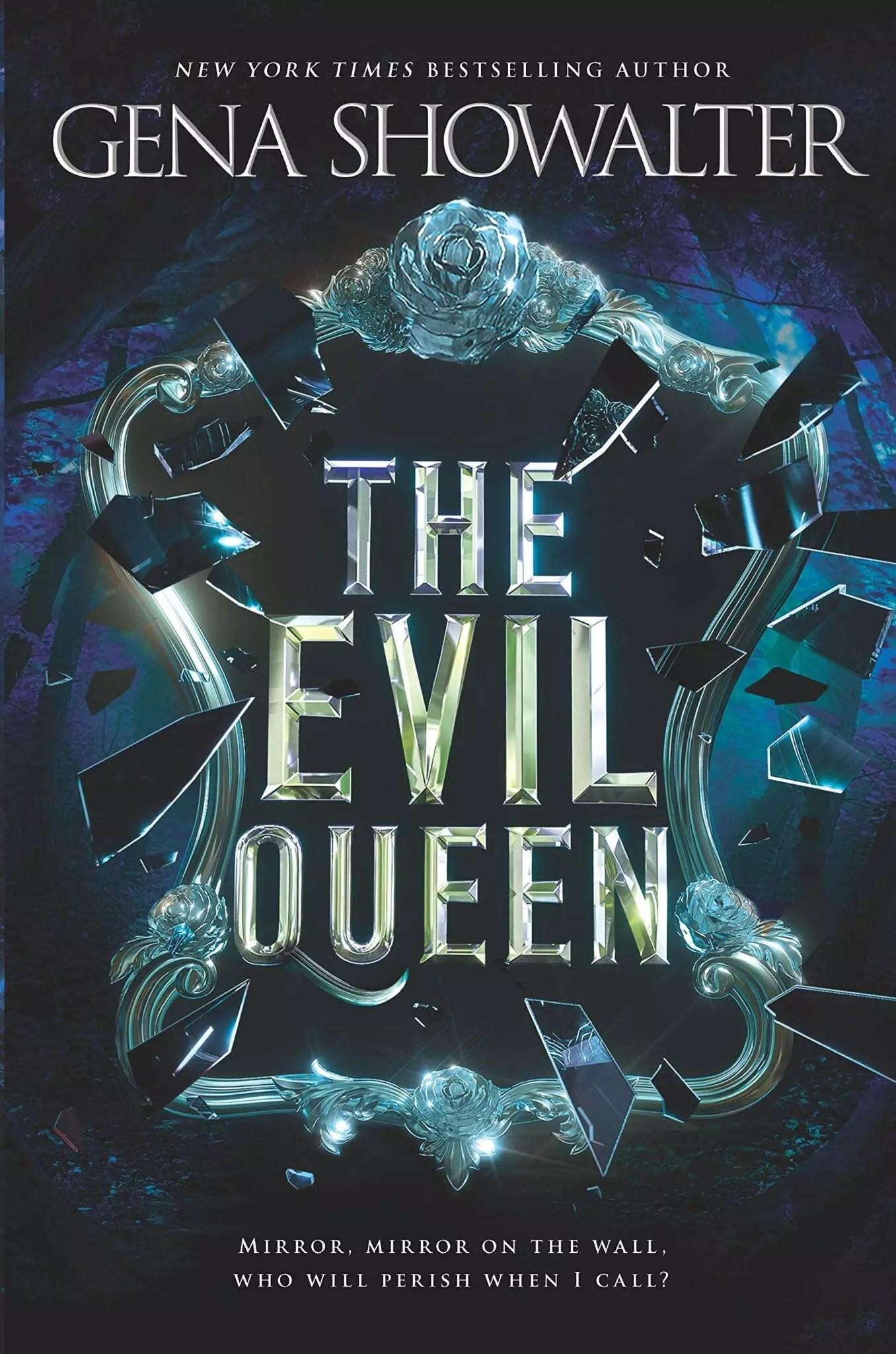 Gena Showalter The Evil Queen US cover