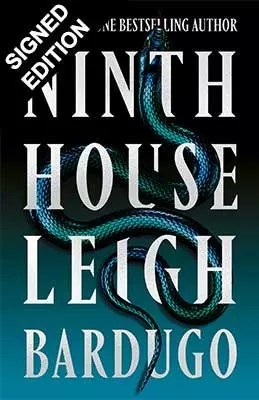 Leigh Bardugo Ninth House Waterstones cover