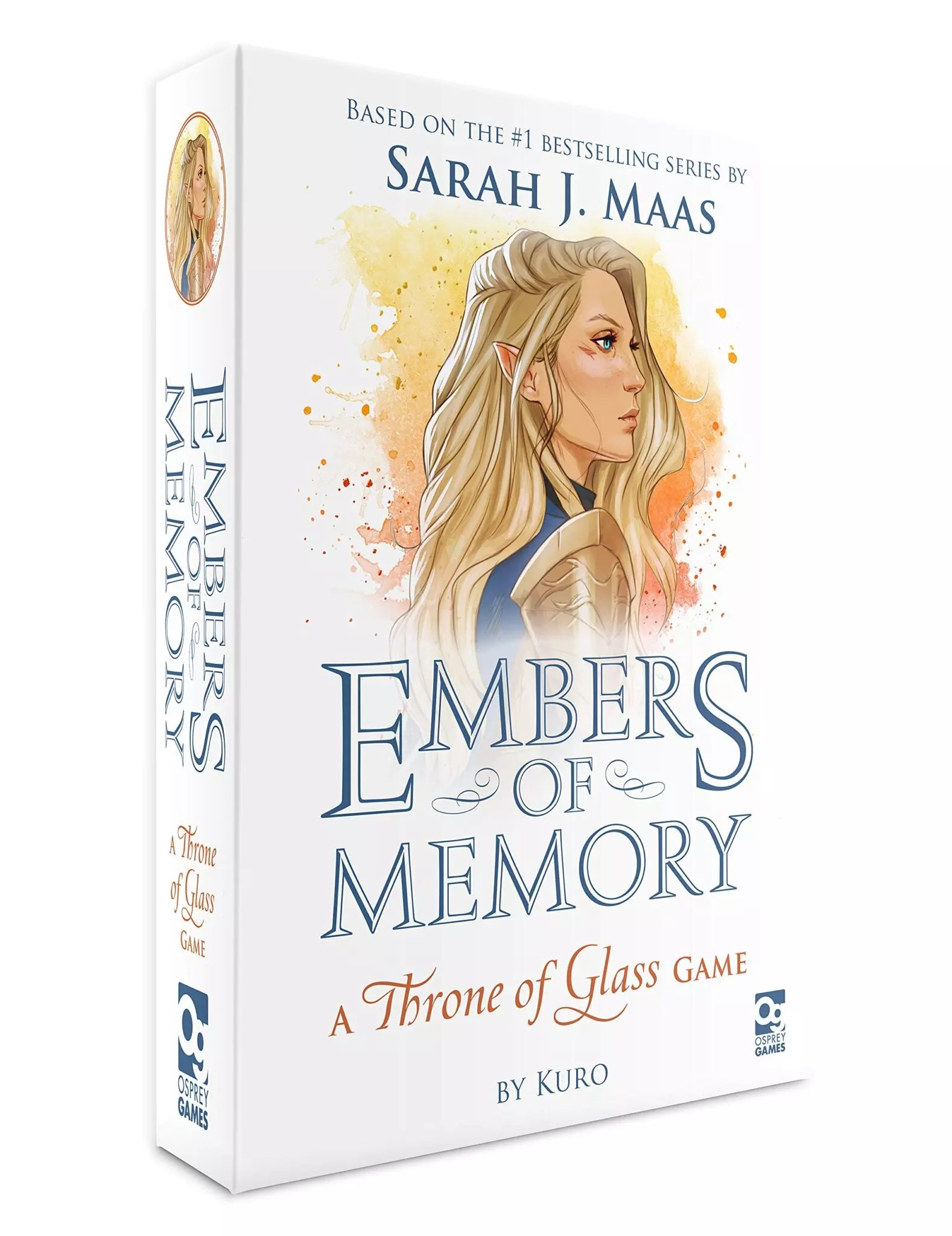 Osprey Embers of Memory Game Box
