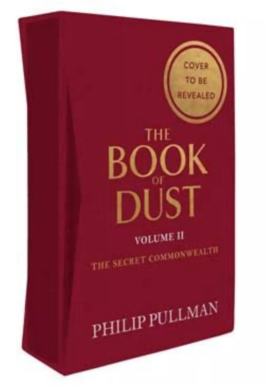 Philip Pullman Secret Commonwealth Book of Dust 2 slipcase TBA