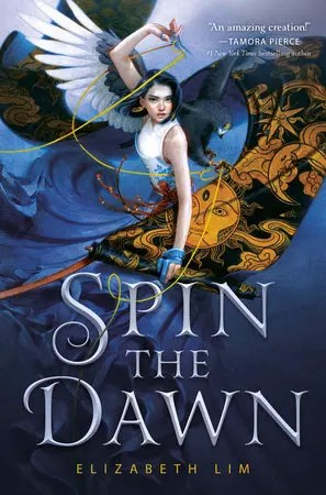 elizabeth lim spin the dawn cover