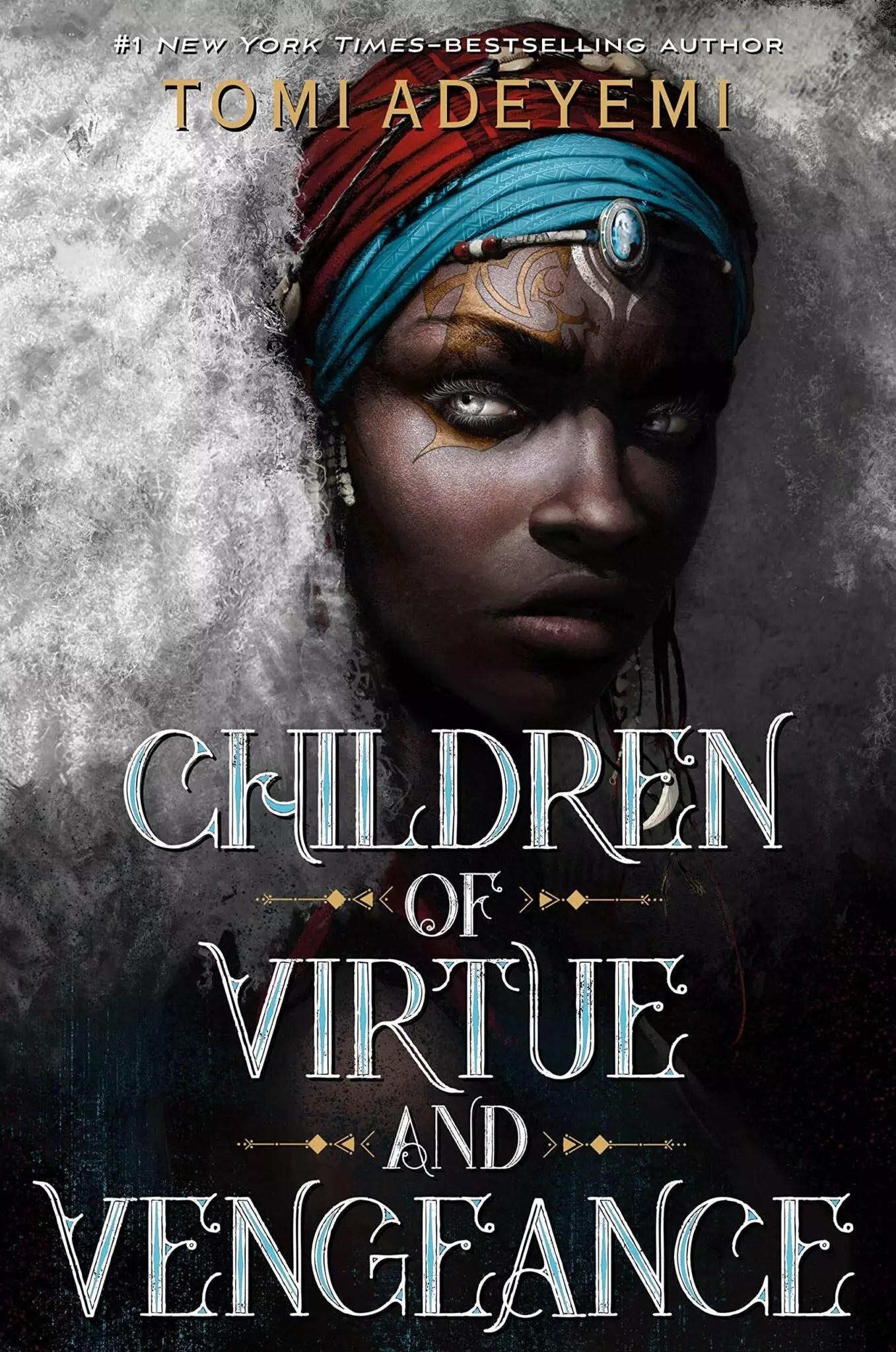 tomi adeyami children of virtue vengeance US cover