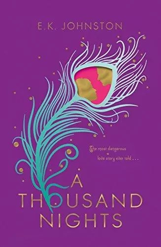 A thousand nights johnston cover