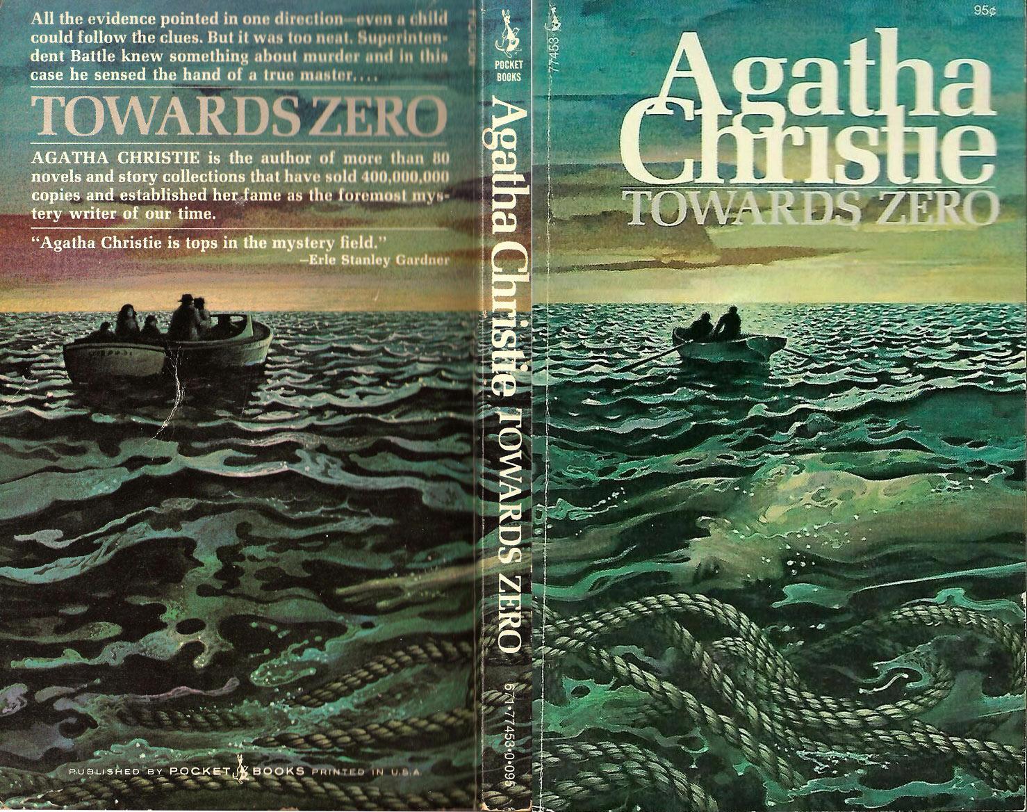 Agatha Christie Tom Adams Towards Zero Pocket sm
