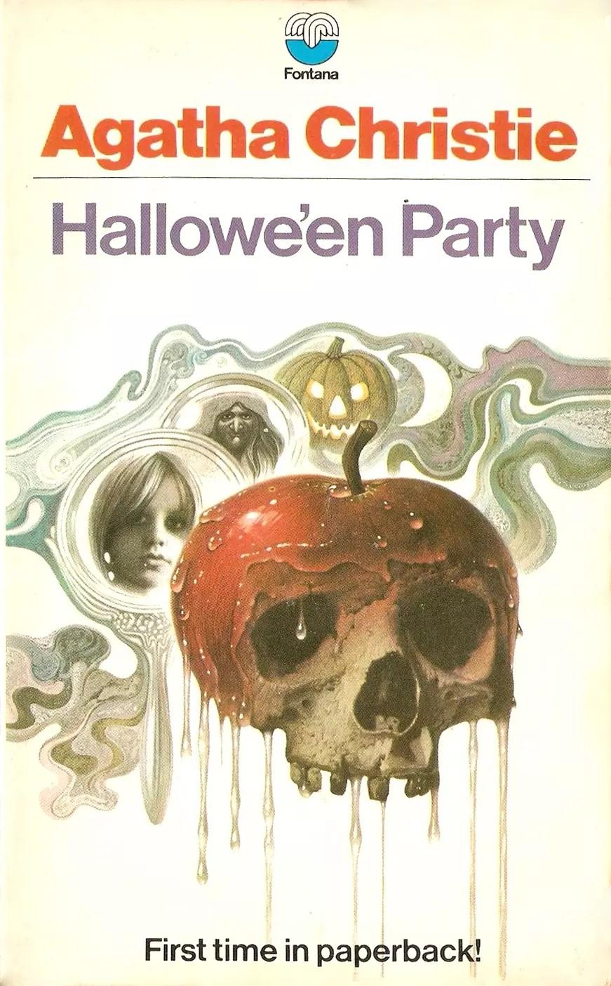 Agatha Christie Tom Adams Halloween Party Fontana