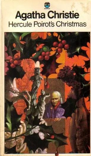 Agatha Christie Tom Adams Hercule Poirots Christmas 3 Fontana