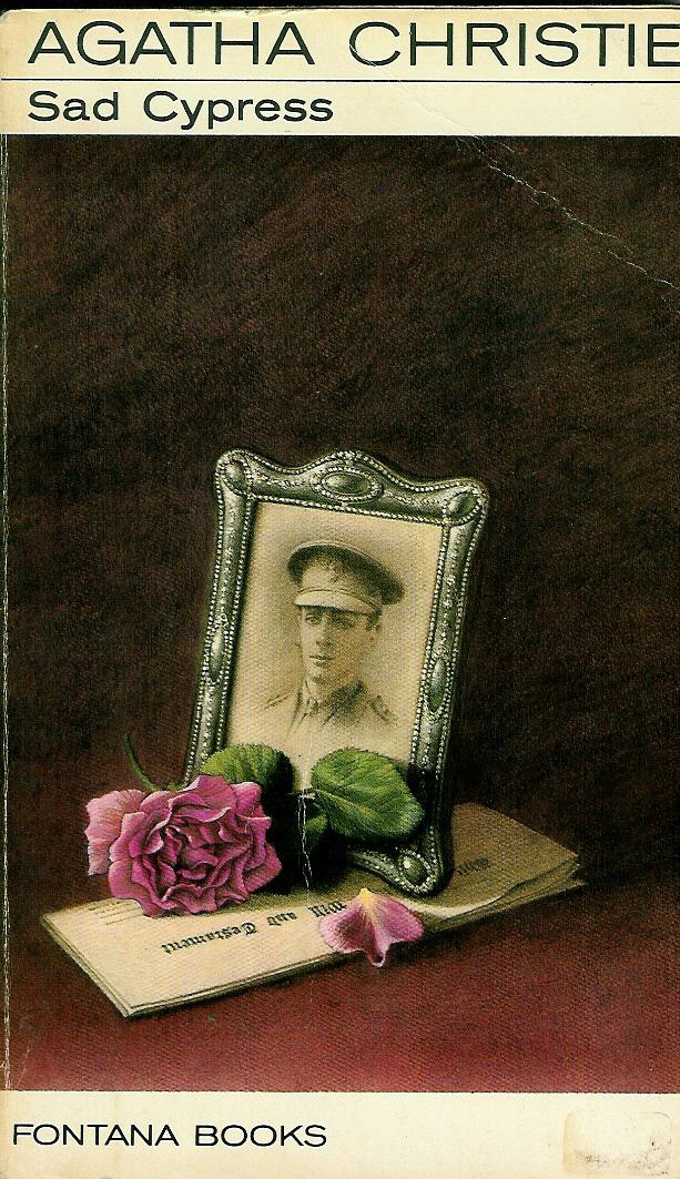 Agatha Christie Tom Adams Sad Cypress Fontana