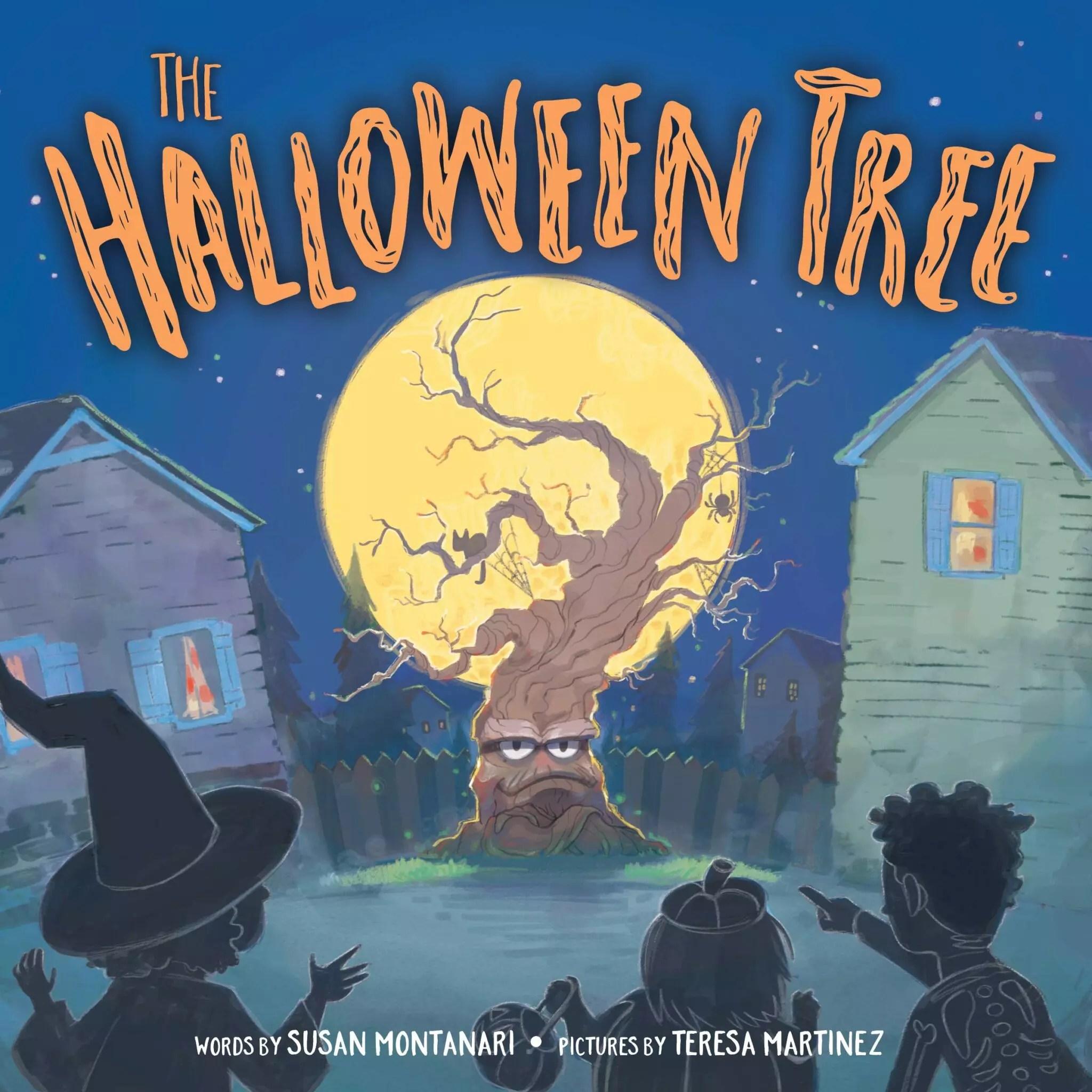 Susan Montanari The Halloween Tree cover