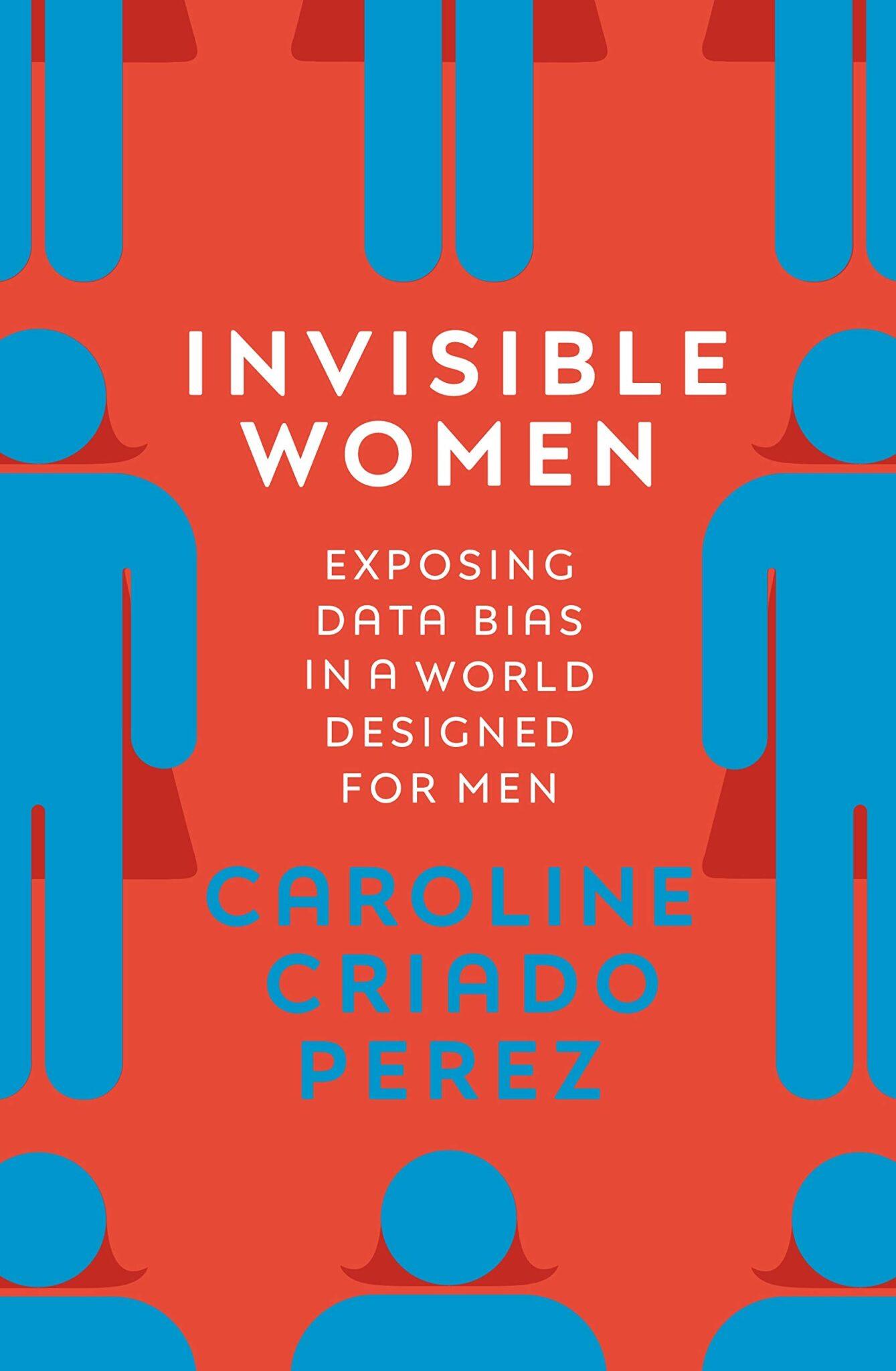 Invisible Women caroline criado perez uk cover
