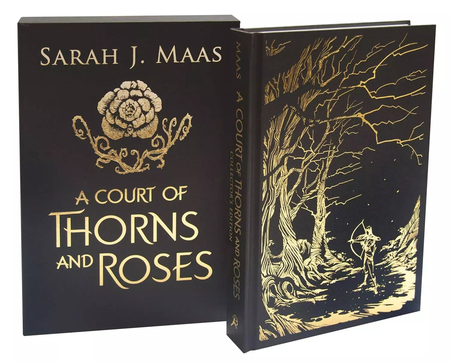 a court of thorns and roses collectors ed front