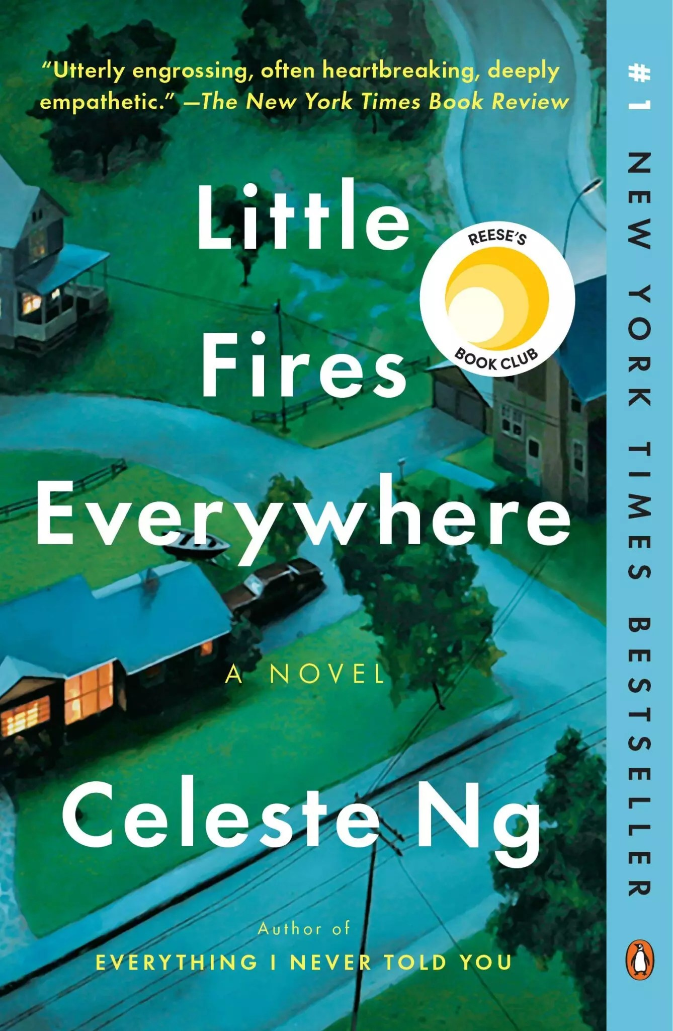 little fires everywhere celeste ng PB cover