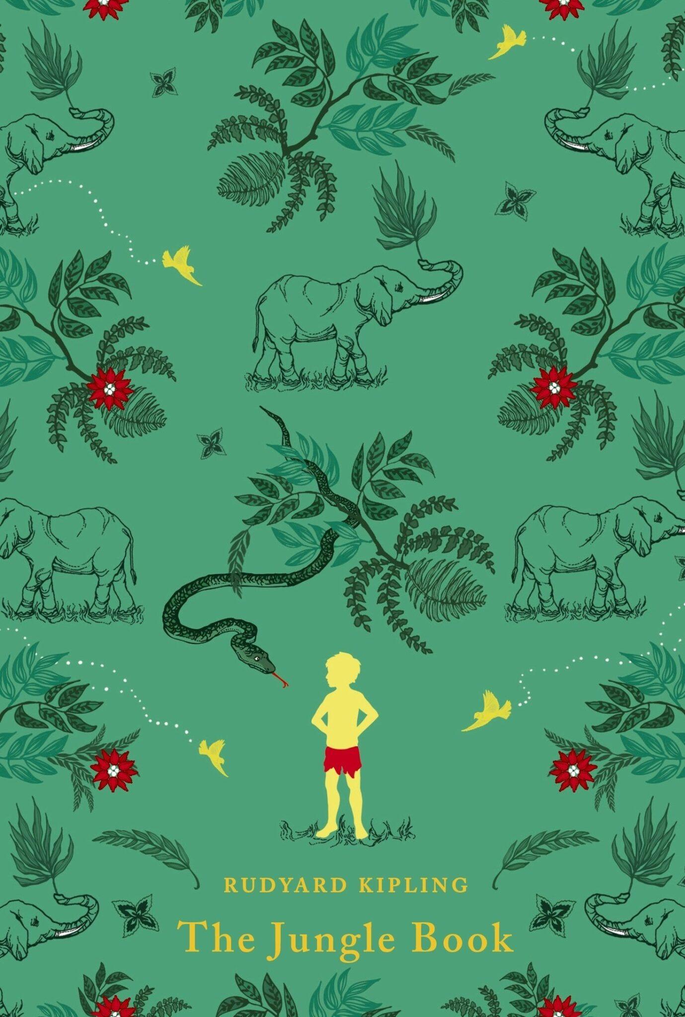 puffin HB classics Jungle Book