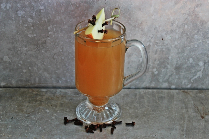 , Apple Cider Hot Toddy