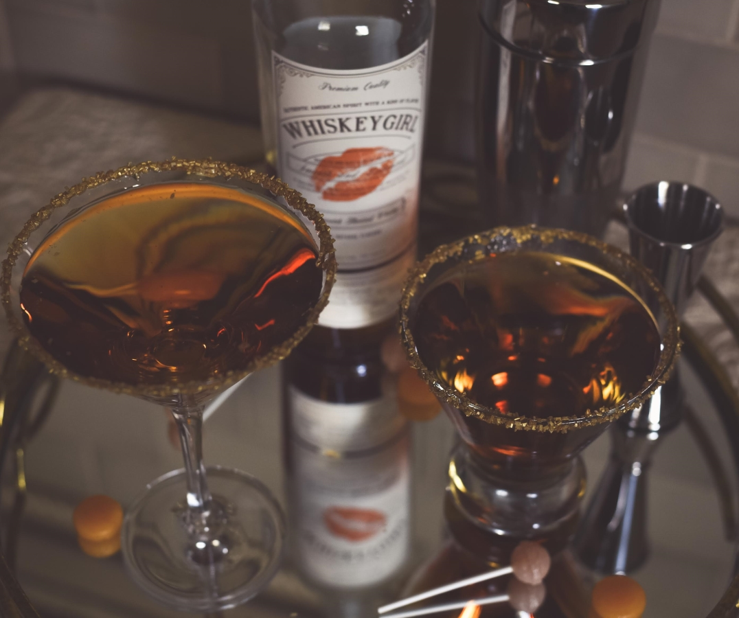 , Butterscotch Martini