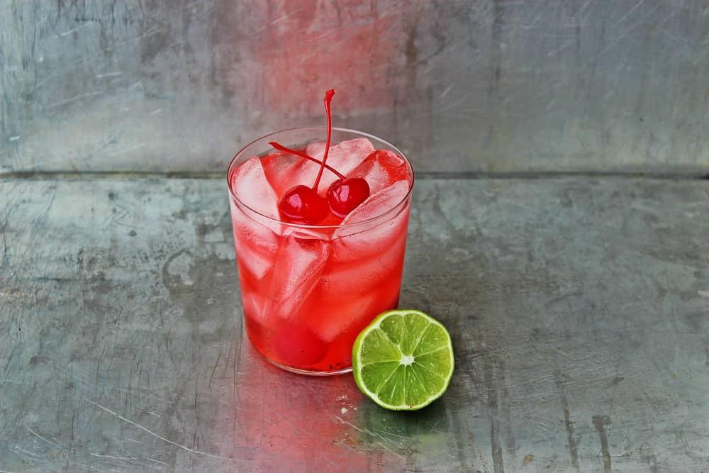 , Cherry Vanilla Gin