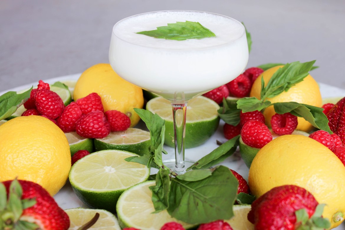 , Coconut Daiquiri