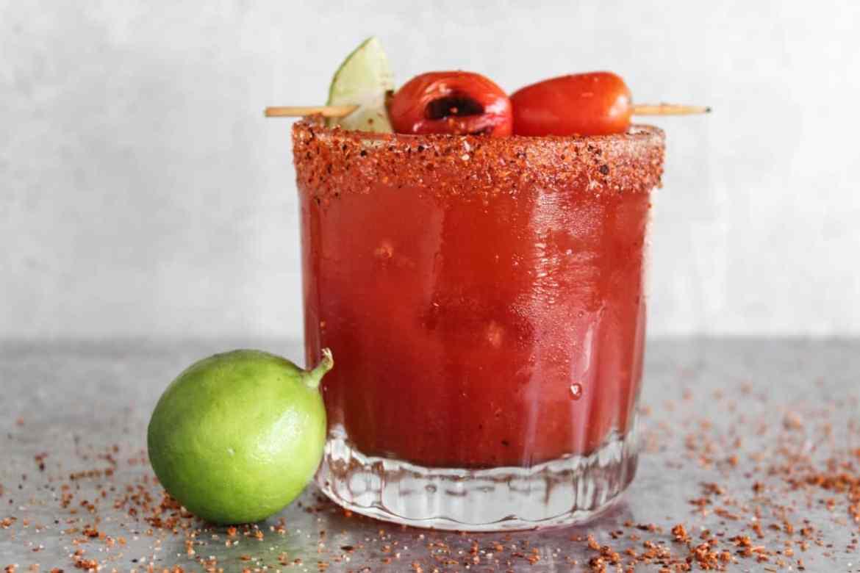, Roasted Tomato Margarita