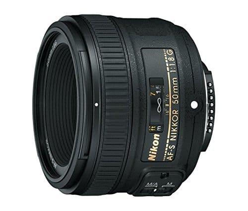 , Nikon AF-S FX NIKKOR 50mm f/1.8G (Nifty Fifty)