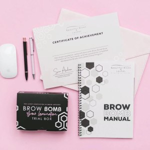 Brow Lamination Training - Updated