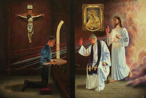 Confession and God's Mercy