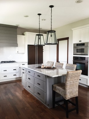 farmhouse kitchen island