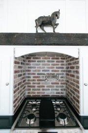 Gas range stove