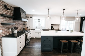 Sunfish Lake Kitchen Renovation