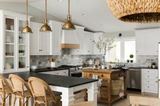 Hamptons Style Kitchen Home Renovation