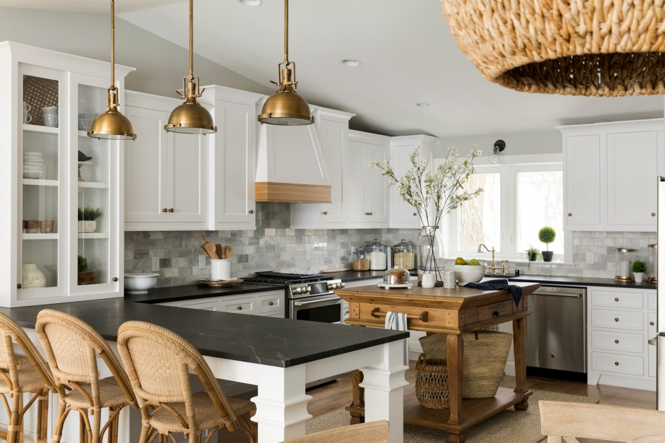 Hamptons Style Kitchen Home Renovation