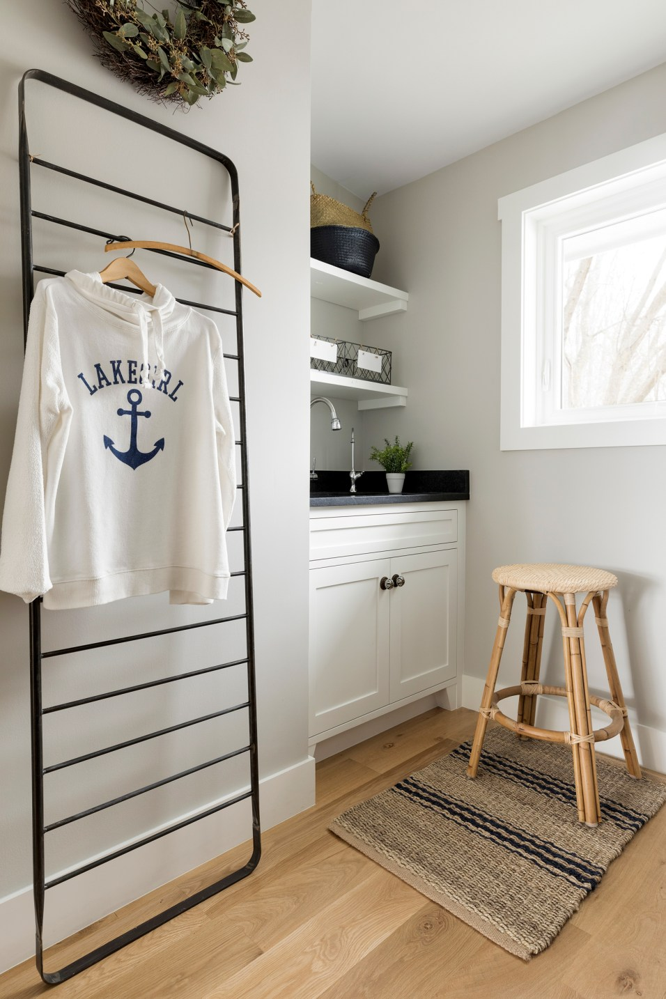 Pantry and Laundry Room