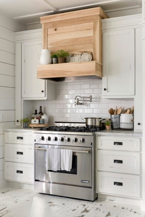 white farmhouse kitchen ideas