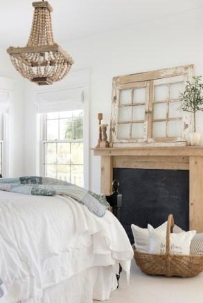 white farmhouse master bedroom ideas
