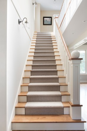 Classic Farmhouse Stair Renovation