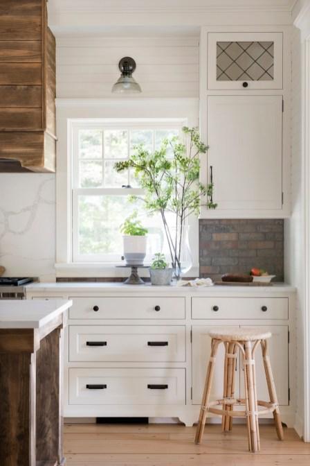 Farmhouse Kitchen Renovation Cabinet Detail