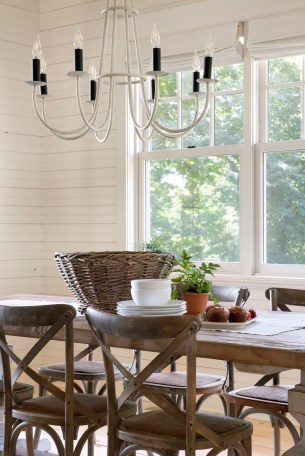 Farmhouse Dining Room Decor and Styling