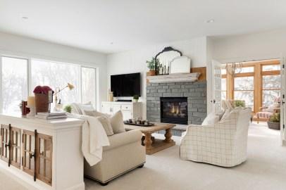 Pond Cottage Living Room
