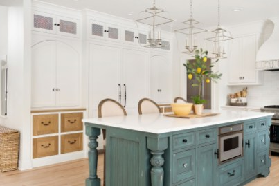 Pond Cottage Kitchen Ideas