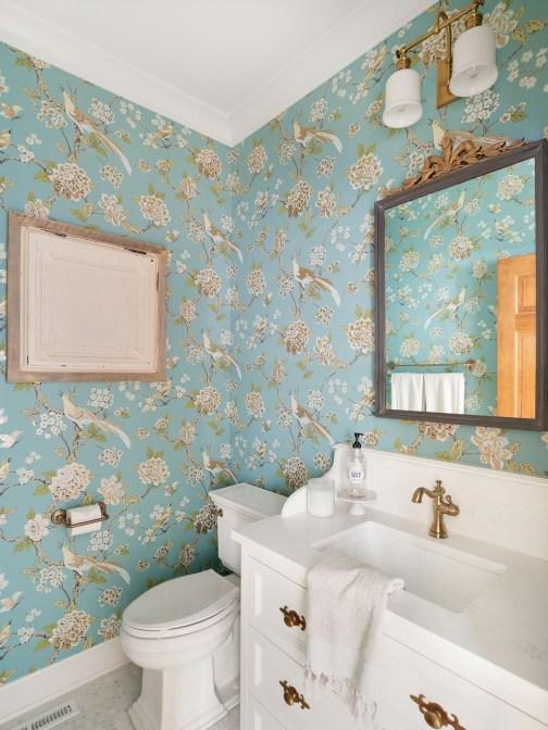 Powder Room Wallpaper inspiration