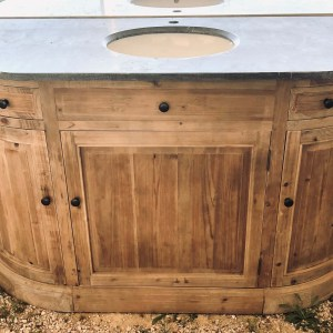 Single Bowl Vanity with Quartz Top