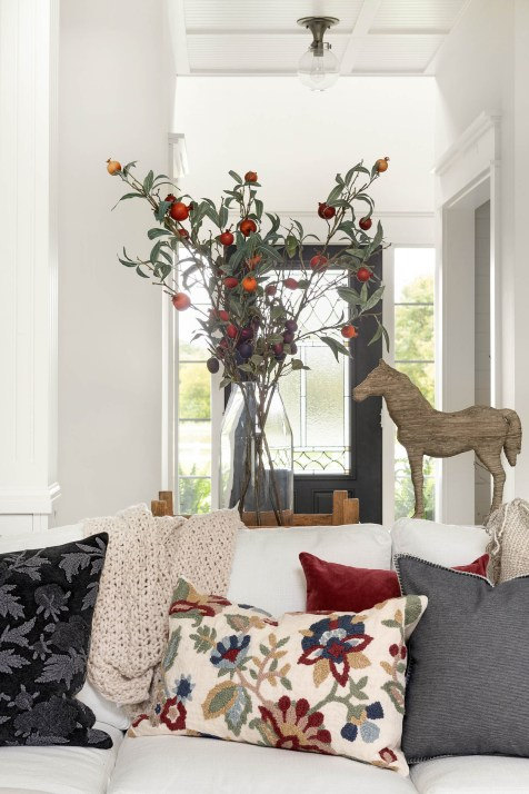fall decorating tips for farmhouse