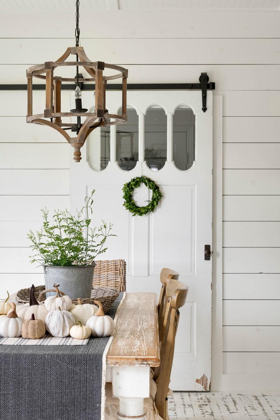 farmhouse fall decorating tips