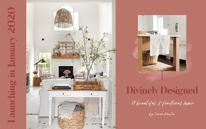 Divinely Designed Book by Sarah Martin