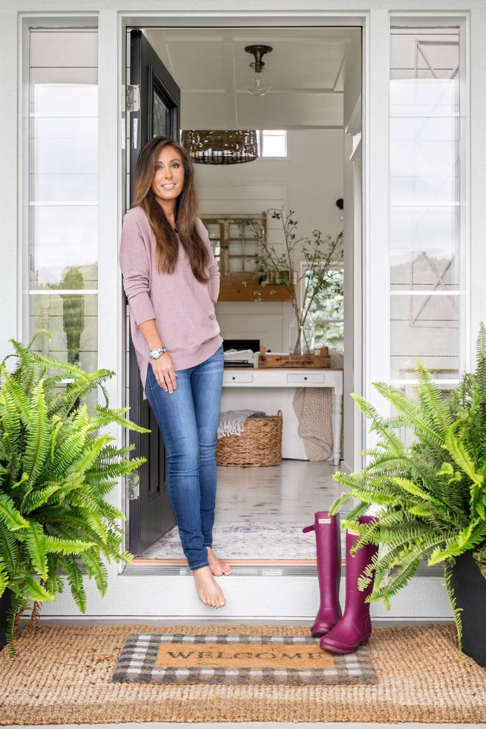 Sarah Martin, lead interior designer at beautiful chaos