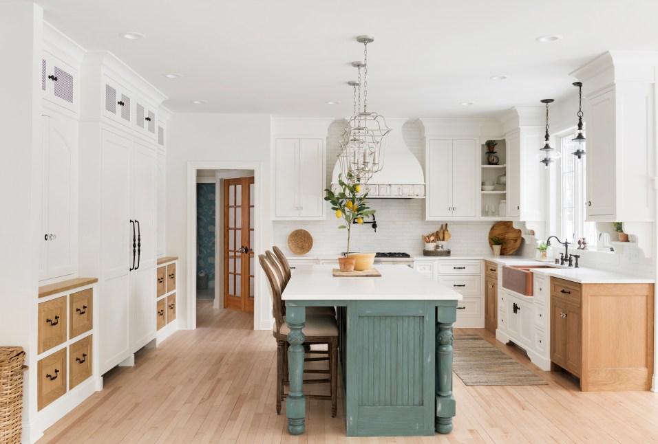 Pond Cottage Kitchen