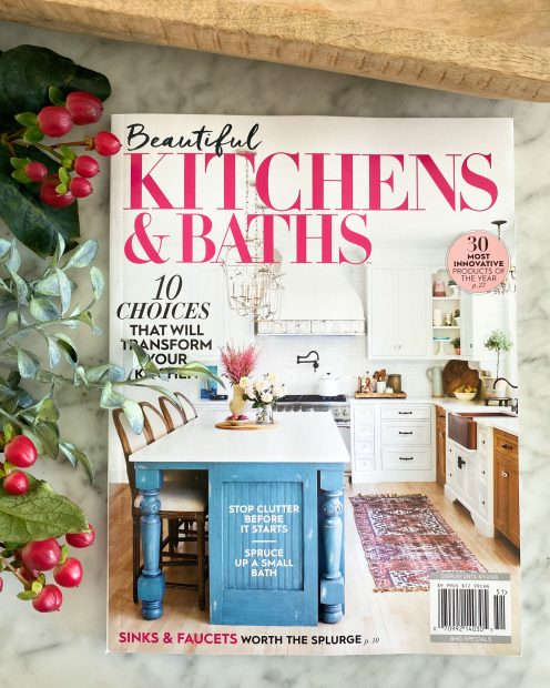Beautiful Kitchens & Baths Spring 2020 Cover