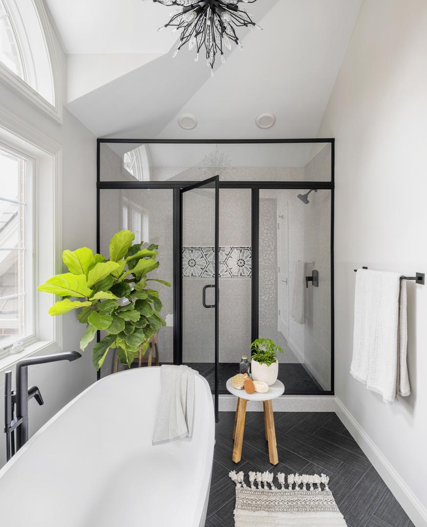Airy Master Bath Renovation