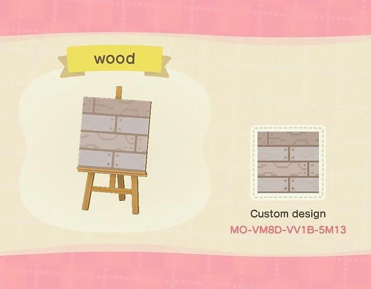 50+ Animal Crossing: New Horizons Designs You Didn't Know ... on Animal Crossing New Horizons Wood Design  id=16027